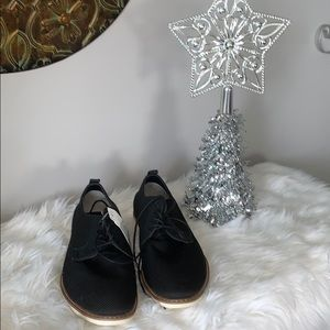 Men black Edmund sneakers